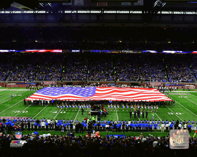 NFL: Ford Field 2016 Photo