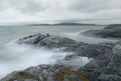 Loch Melfort Part of the Argyll Coast of the Scottish Highlands Photographic Print by Jeff Mauritzen