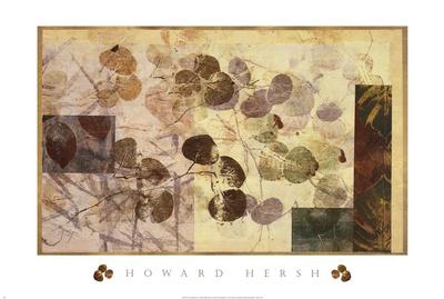 Field Work I Print by Howard Hersh