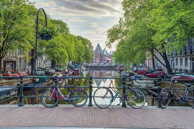 Assaf Frank- Amsterdam Prints by Assaf Frank