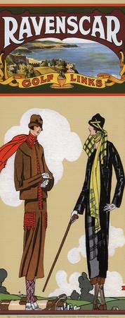 Ravenscar Posters by Jane Travelin