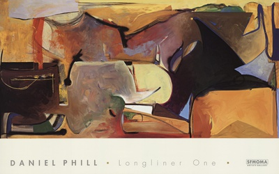 Longliner One Posters by Daniel Phill