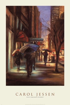 Fifty-Seventh Street Prints by Carol Jessen