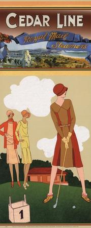 Cedar Line Prints by Jane Travelin