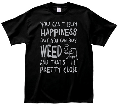 Buy Happiness T-Shirt