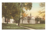 Washington and Lee University, Lexington, Virginia, Art Print