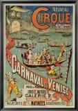 Carnaval de Venise Posters