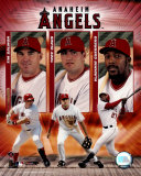"2004 Angels ""Big 3"" ©Photofile Photo"
