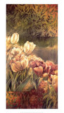 Summer Garden II Posters by Linda Thompson