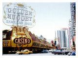 Las Vegas, Golden Nugget Casino Giclee Print
