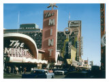 Las Vegas Mint, Fremont Hotel Giclee Print