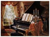 Amazing Grace Kunst van Judy Gibson