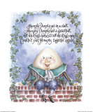 Humpty Dumpty Posters by Lila Rose Kennedy