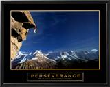 Perseverance - Cliffhanger Poster