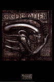 Giger's Alien 高品質プリント : H. R. ギガー