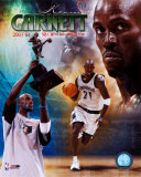 Kevin Garnett - '04 NBA/ MVP Portrait Plus ©Photofile Photo
