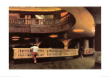 Edward Hopper - The Sheridan Theatre, c.1928 - Reprodüksiyon