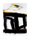Zinc Doors Prints by Franz Kline