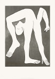 The Acrobat, c.1930 Serigraph by Pablo Picasso