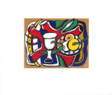 Nature Morte au Pomme, 1948 Collectable Print by Fernand Leger