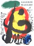 Peintures Murales Serigraph by Joan Miro