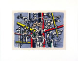 Les Constructeurs Posters by Fernand Leger
