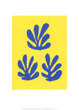 Couverture du Catalogue, c.1951 Serigraph by Henri Matisse