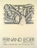Nude, 1971 Collectable Print by Fernand Leger