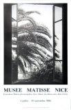 Die Palme Poster von Henri Matisse