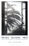 The Palm Tree Print by Henri Matisse
