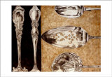 Silver Palate II Prints by Elaine Gitalis