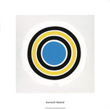 Virginia Site, c.1959 Serigraph by Kenneth Noland