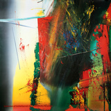 DG, 1985 Impresso de peas de colees por Gerhard Richter