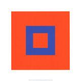 Kunst der Farbe Serigraph by Johannes Itten