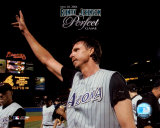 Randy Johnson - Perfect Game '04 2 (horizontal) ©Photofile Photo