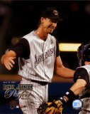 Randy Johnson - Match parfait (&#171;&#160;Perfect Game&#160;&#187;) du 18 mai 2004 - (n&#176;&#160;1 - Vertical) &#169;Photofile Photographie