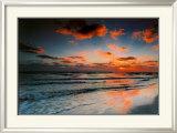 Sunset Over Sanibel Island Florida Prints by Jim Brandenburg
