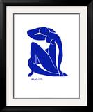 Blue Nude Prints by Henri Matisse