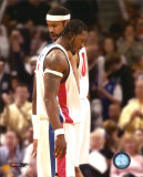 Ben Wallace & Rasheed Wallace Photo