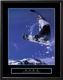 Dare - Snowboarder Prints
