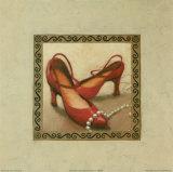 La touche finale III Poster par David Marrocco