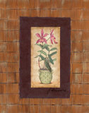 Exotic Botanical I Prints by Merri Pattinian