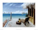 Tropic Getaway Prints by David Marrocco