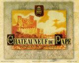 Chateauneuf du Pape Prints