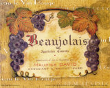 Beaujolais Prints