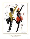 Der Charleston Kunstdrucke von Ty Wilson