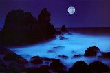 Costa de California Póster por William Hartshorn