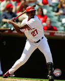 Vladimir Guerrero 2004 Action Photo
