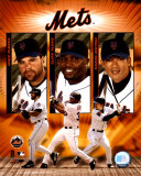 "2004 Mets ""Big 3"" ©Photofile Photo"