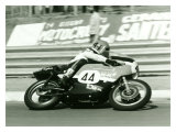 Aermacchi GP Motorcycle Giclee Print